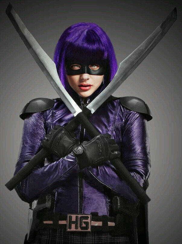 hit girl fight