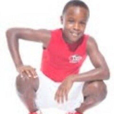 CJ The Workout Kid