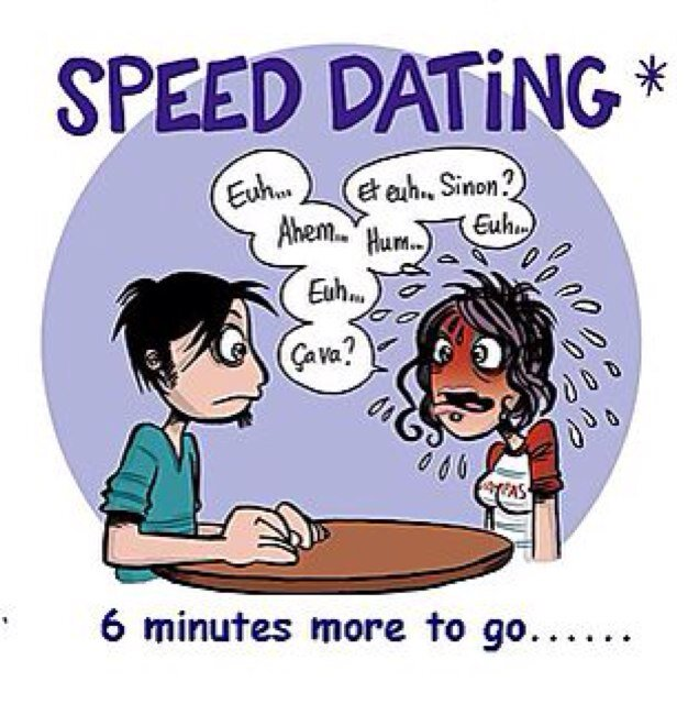 Speed Dating Hull