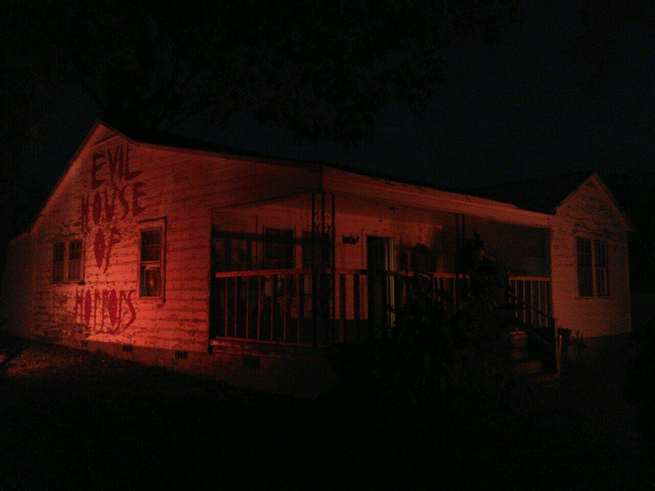 Evil House Of Horror