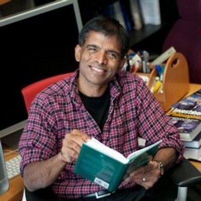 Prof. Aswath Damodaran van de NYU