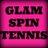 GlamSpinTennis