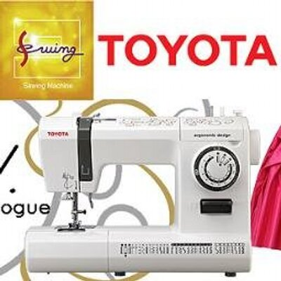 Toyota Home Sewing Toyotasewing Twitter New Heyde Sewing Machine