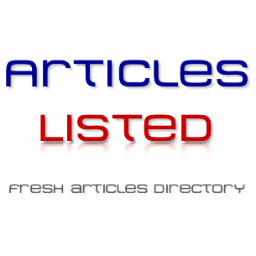 Articles Listed
