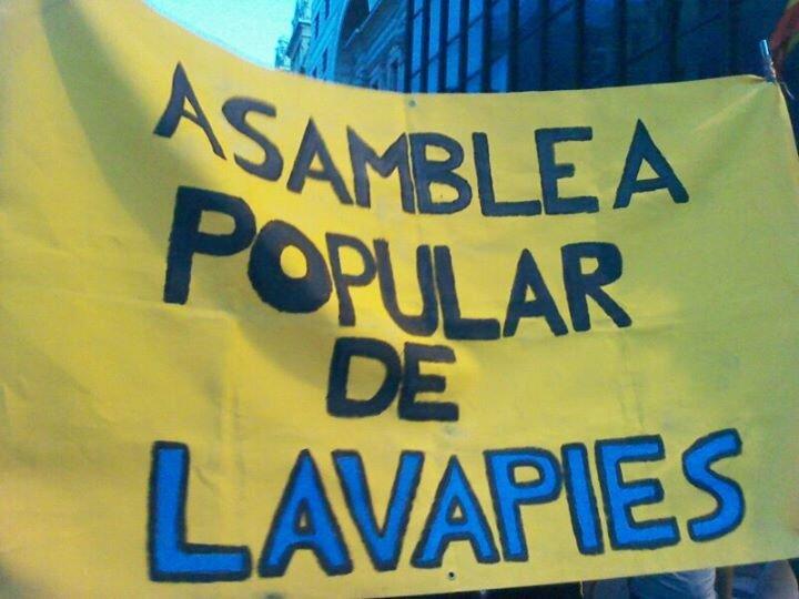 AP 15M Lavapiés