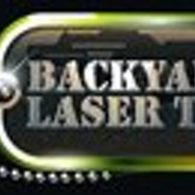 Backyard Laser Tag!