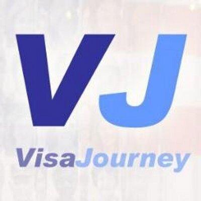 VisaJourney on Twitter: