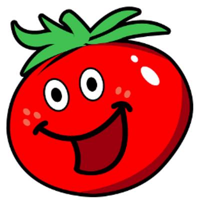Afbeeldingsresultaat voor happy tomato
