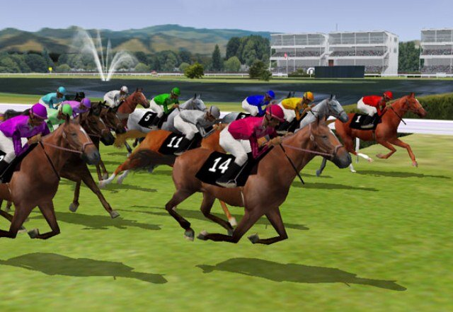 Free online horse racing gambling games online sports betting casinos