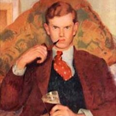 Image result for evelyn waugh photos