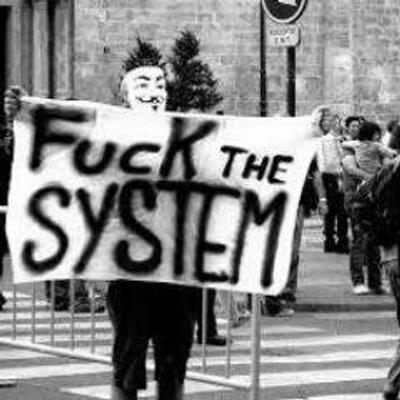 Resultado de imagen de jodete al sistema