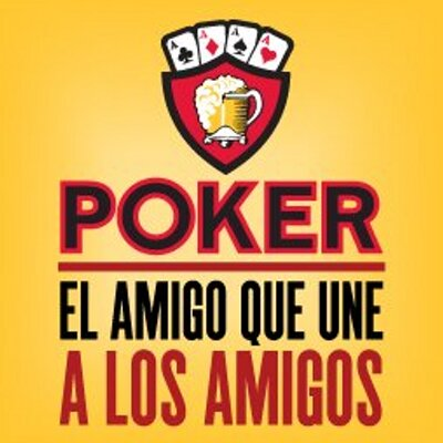 Amigos poker cerveza a 1000