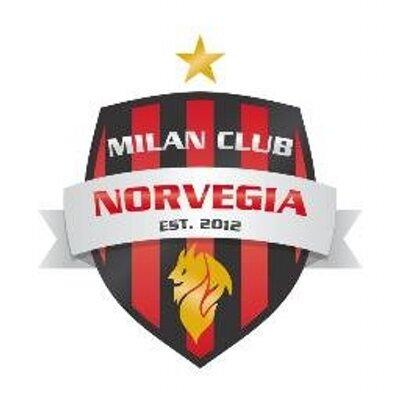 Milan club norvegia milannorge twitter for The club milan