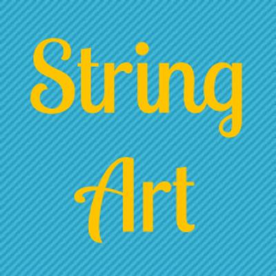 String Art DIY on Twitter: \