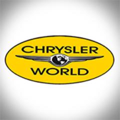 chrysler world chryslerworld twitter. Cars Review. Best American Auto & Cars Review