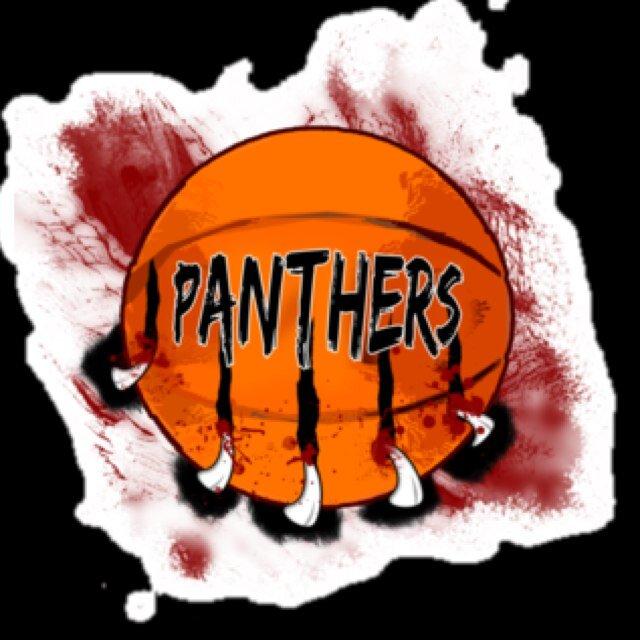 Panthers Basketball Logo Panthers Basketball