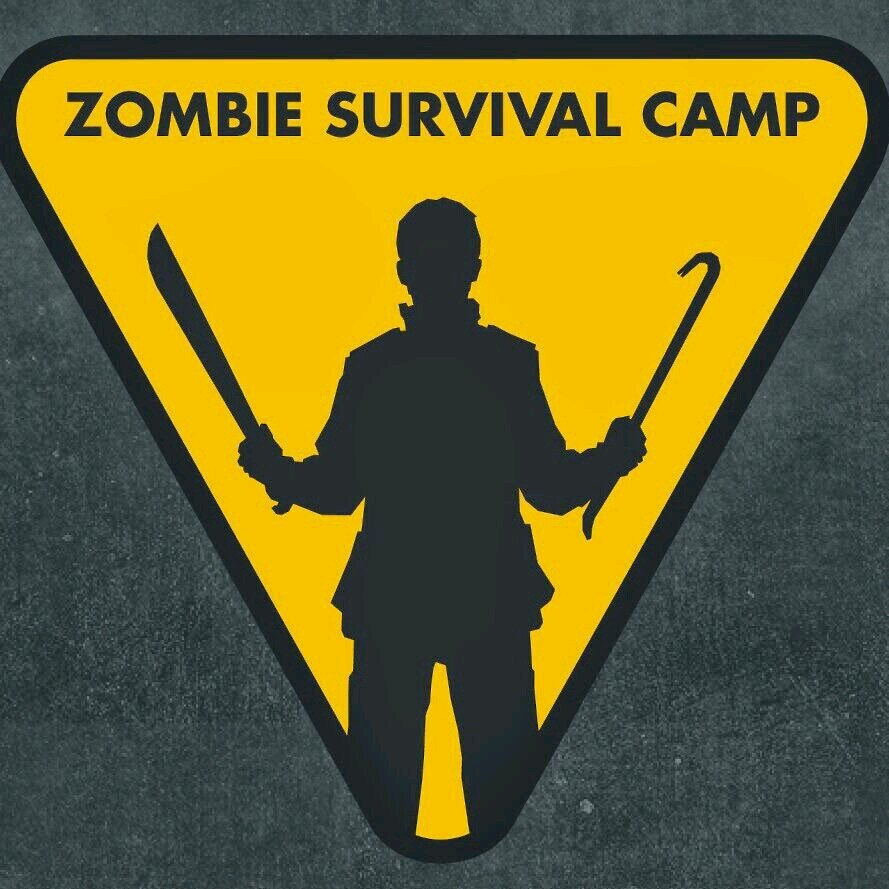 Zombie survival camping gear uk