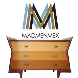 MadMenMex Mobiliario