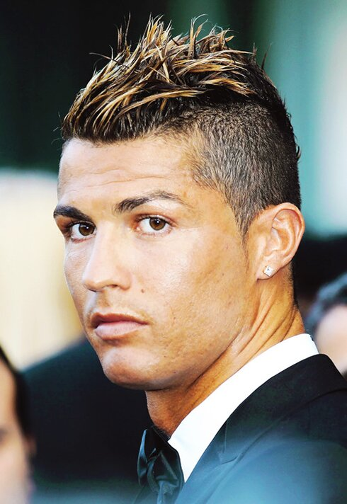 Cristiano Ronaldo Haircut How To Style Your Hair Like Cristiano