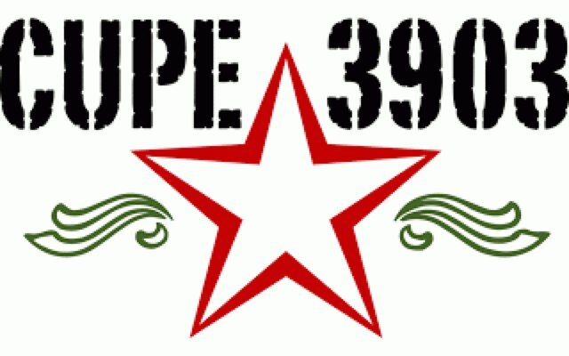 CUPE 3903 - Official