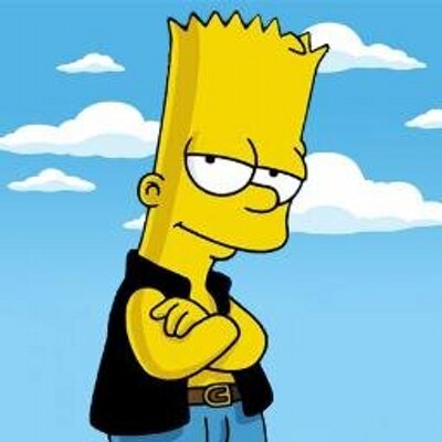 Media Tweets By Bart Simpson Frases At Bartsimson123 Twitter