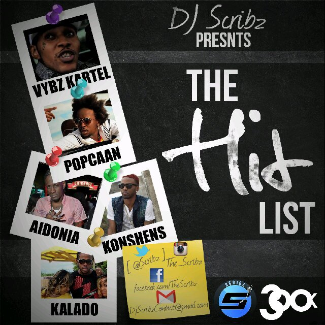 DJ Scribz Jamaica Dancehall 13thStreetPromotions