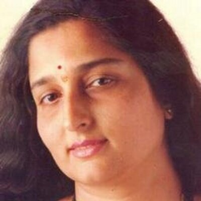 Anuradha Paudwal (@anuradhapaudwa9)   Twitter