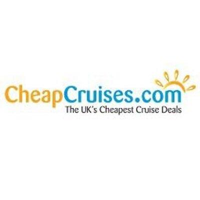 CheapCruisescom Ukcruises Twitter - Cheap cruises com