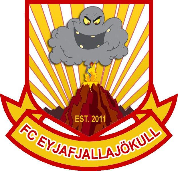 "Resultado de imagen de FC EYJAFJALLAJOKULL"""