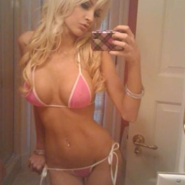 Remarkable blonde chubby posing something is