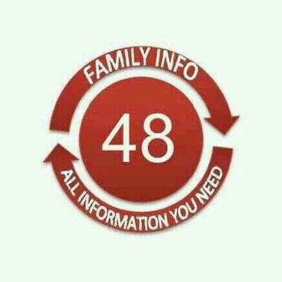 48 Family Info on Twitter: