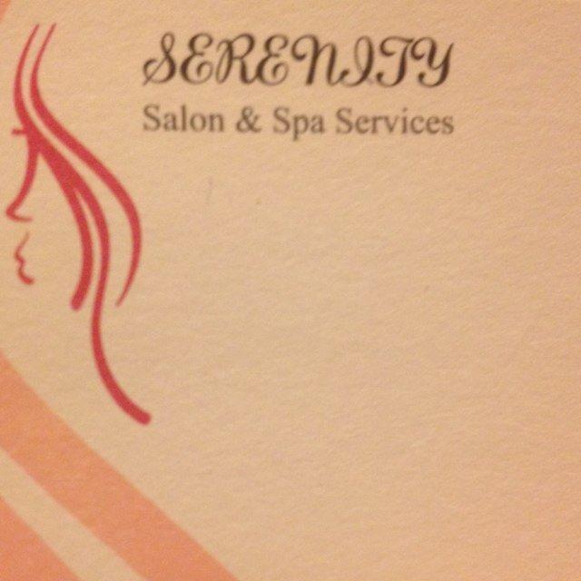 Serenity salon spa itsserenityspa twitter for Salon spa 2