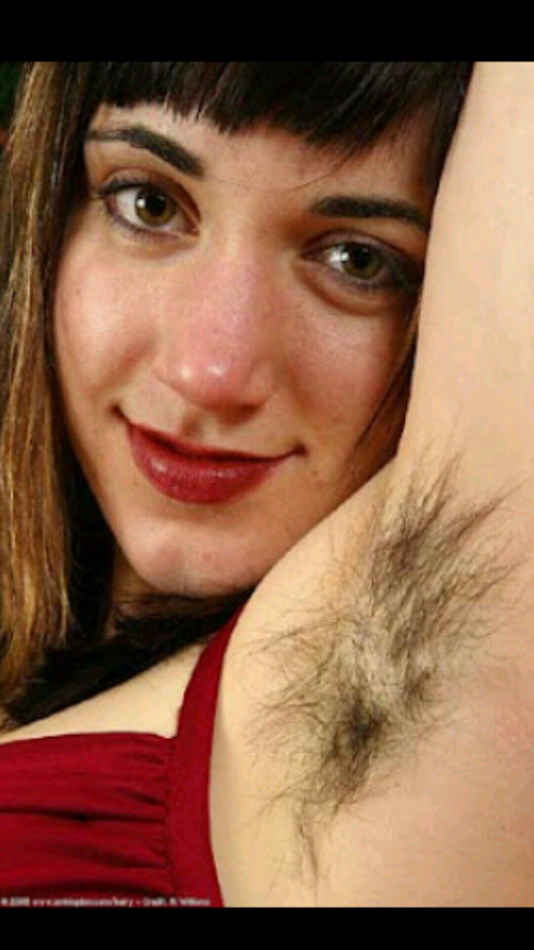 hairy german ladies
