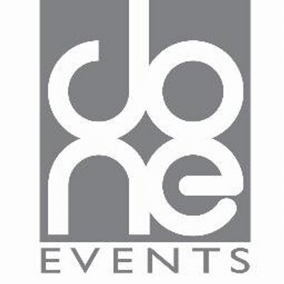 Done Events (@DoneEvents) Twitter profile photo