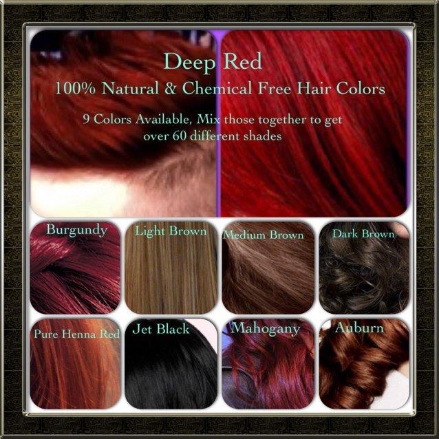 The Henna Guys On Twitter Deep Red Henna Hair Dye By The Henna
