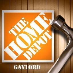 Home Depot Gaylord At Homedepotgaylor Twitter