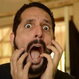 Isaacs Haunted Beard