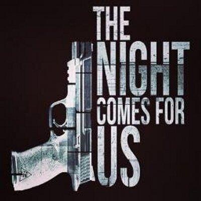 The Night Comes For Us Joe Taslim