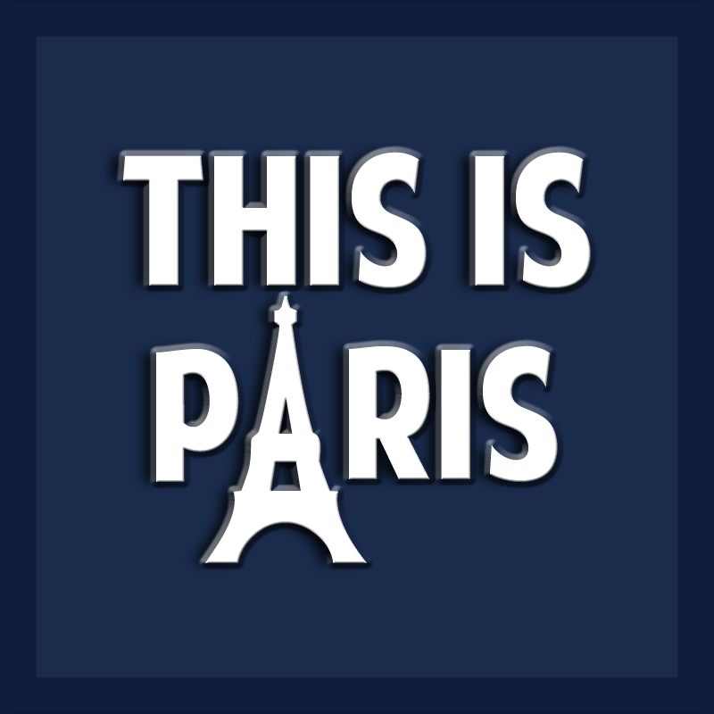 This is Paris