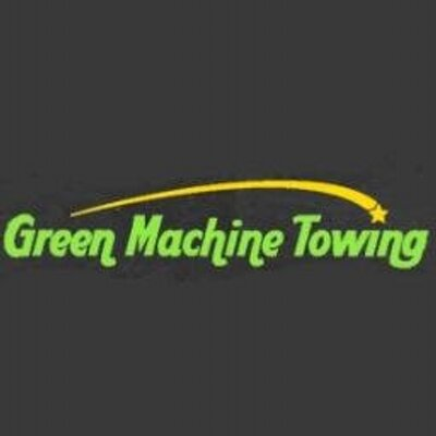 green machine towing