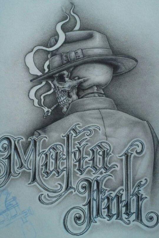 Mafia Ink Tattoo On Twitter 4 Hours 200 Until Christmas Art