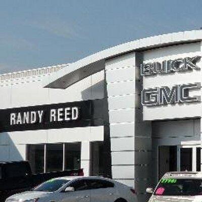 Randy Reed Gmc >> Randy Reed Buick GMC (@RandyReedBG) | Twitter