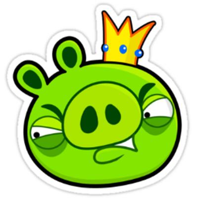 картинки king pig
