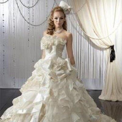 美しいドレス画像bot