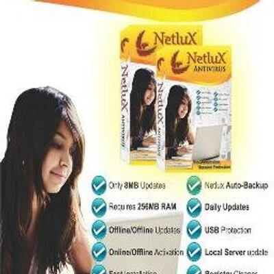 netlux antivirus updates
