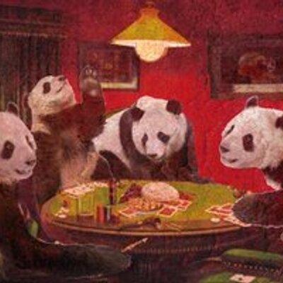 Panda poker liars poker