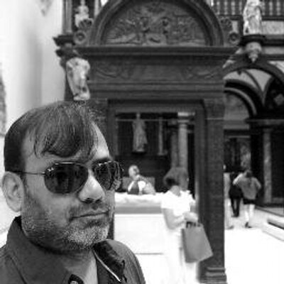 Sarmad Khan on Muck Rack