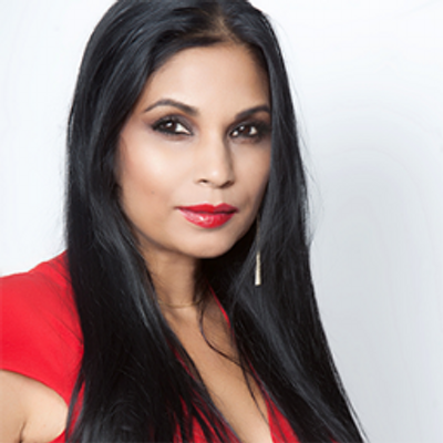 Asha Siewkumar naked