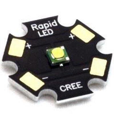 Rapid LED on Twitter:
