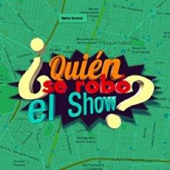 @QuienRoboElShow